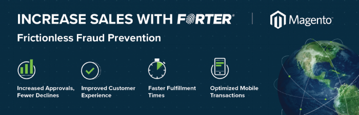 Magento Fraud Prevention: the Forter Solution