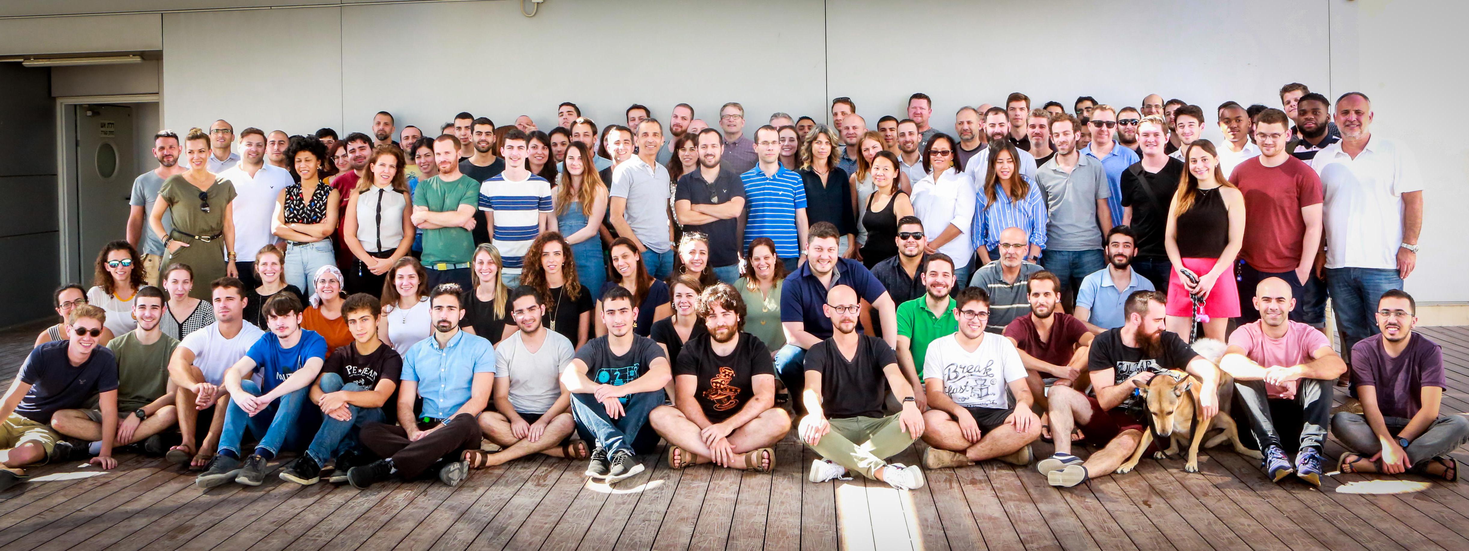 Forter Team 2018