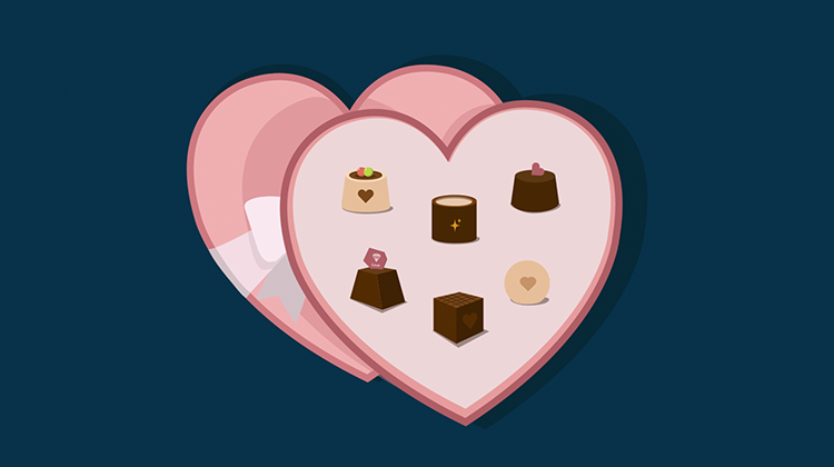 Valentine's Day Flavors of Fraud